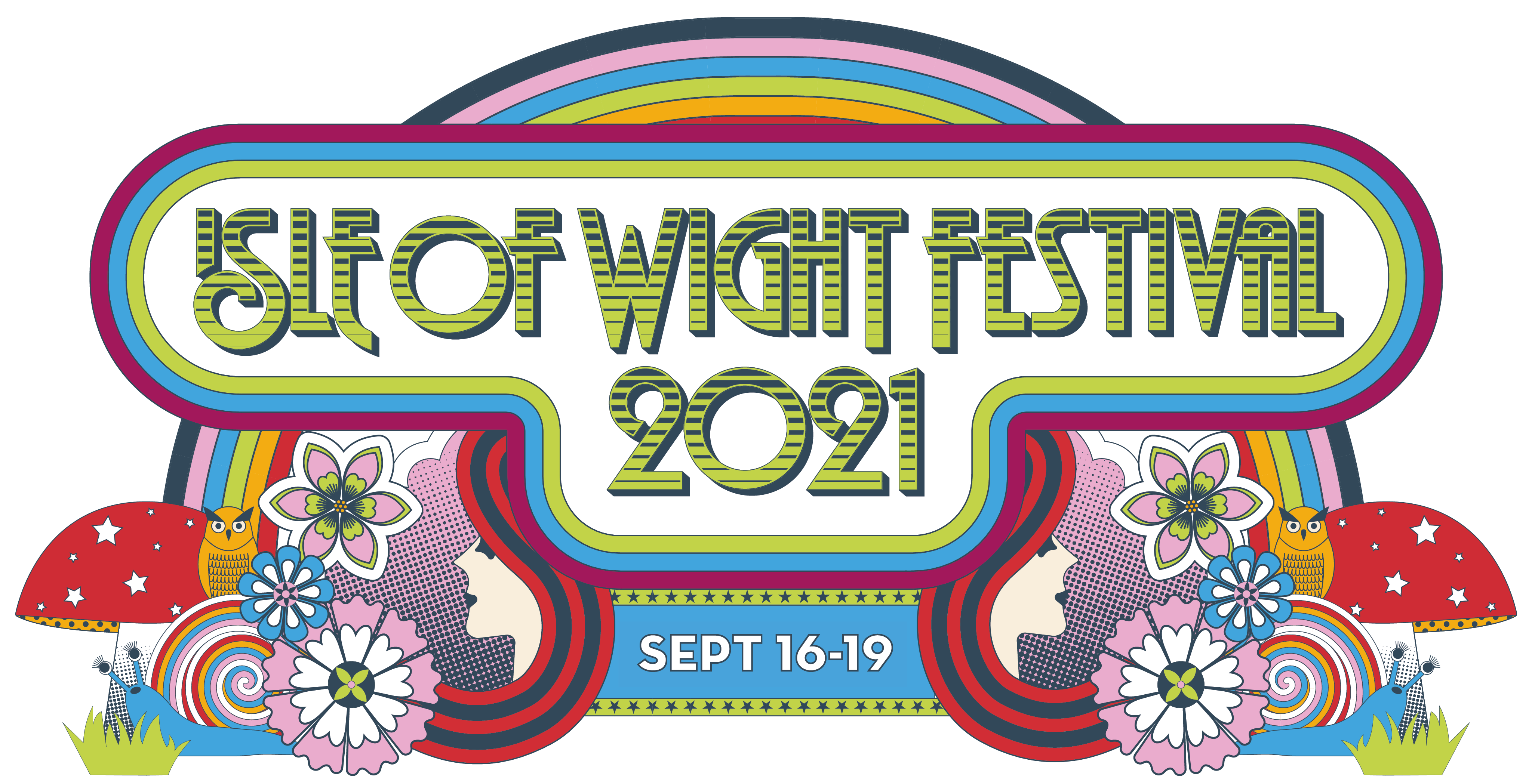 Isle of wight festival 2021 Sept 16 19