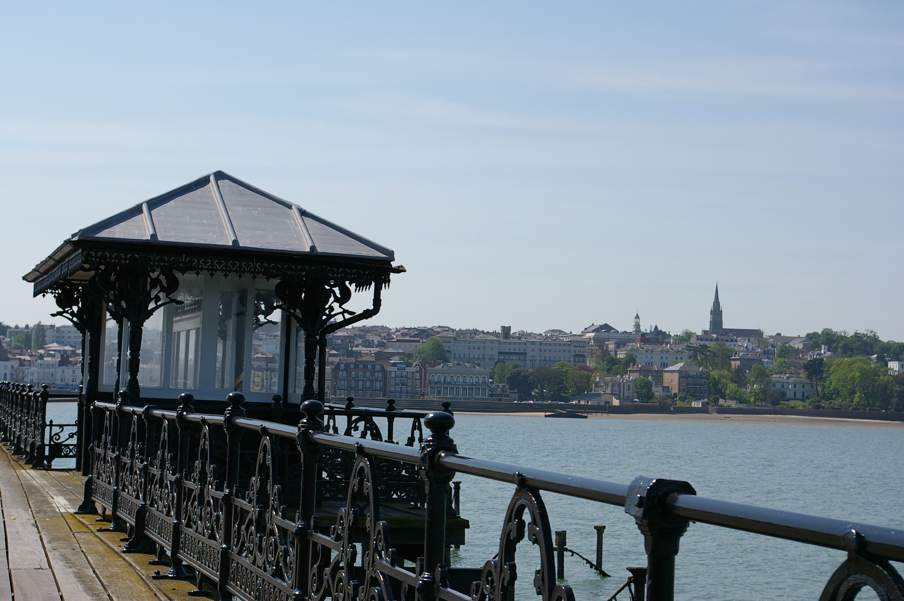 ryde pier and ryde town